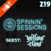 Yellow Claw live at Spinnin Sessions 219