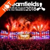 The Chainsmokers live at Creamfields 2018